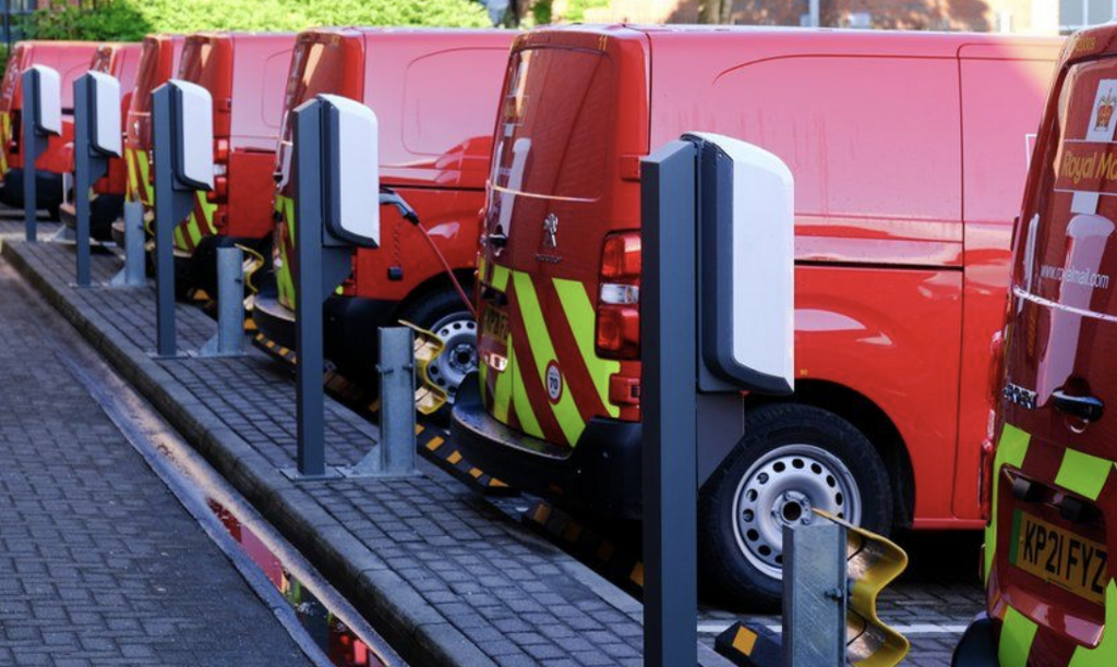 Friday Five: Royal Mail goes electric in Bristol image
