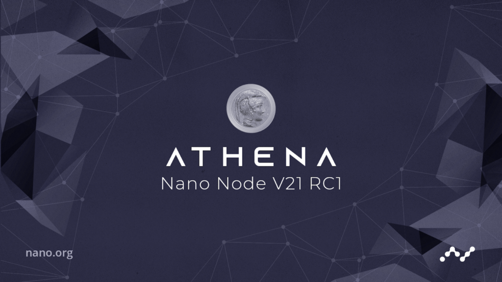 V21 Athena — Release Candidate 1