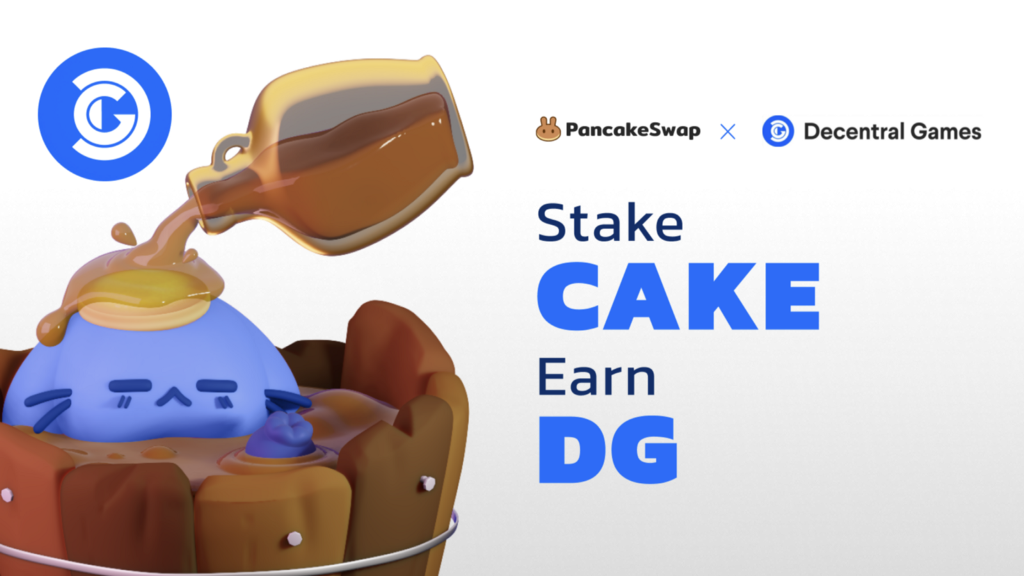 [PancakeSwap] PancakeSwap Welcomes Decentral Games to Syrup Pool! - AZCoin News