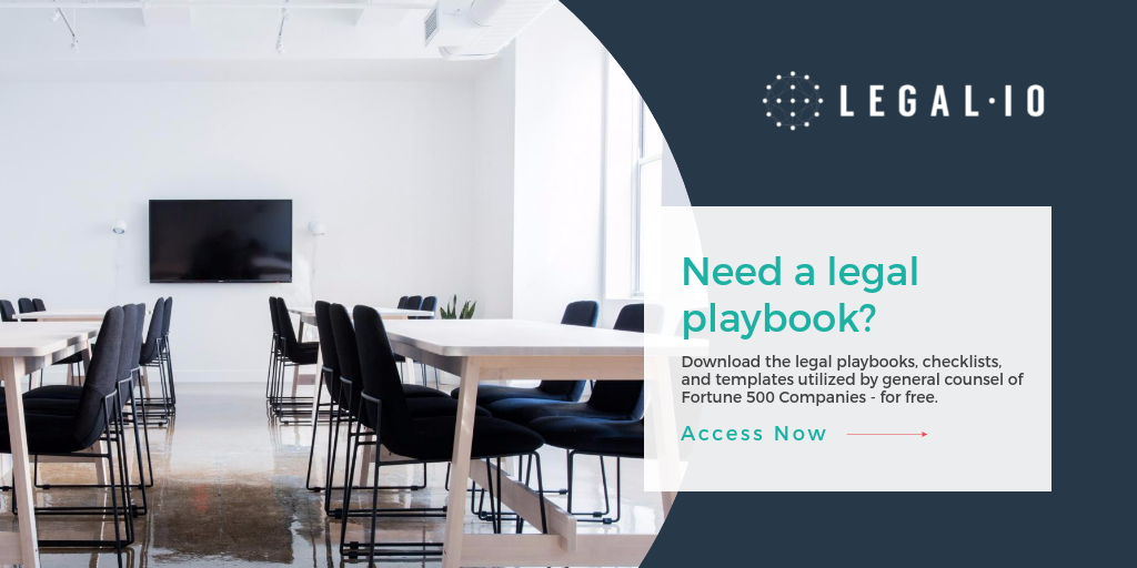 Launching Our Curated Repository Of Playbooks Checklists And Legal - Legal templates