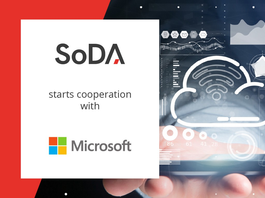 Software Developmen Association Poland (SoDA) starts cooperation with Microsoft
