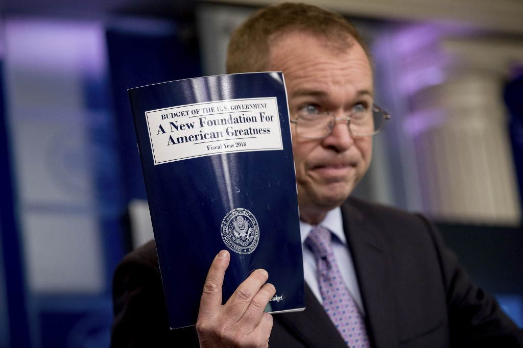 The White House wants you to believe that decimating welfare will grow the economy