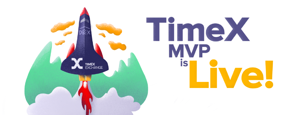 TimeX MVP is live!