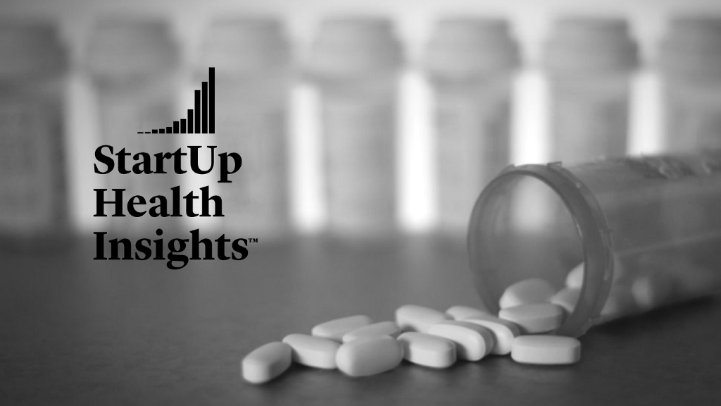 StartUp Health Insights: Drug Discovery Leads This Week's $655M in Funding   Week of Sep 16, 2020