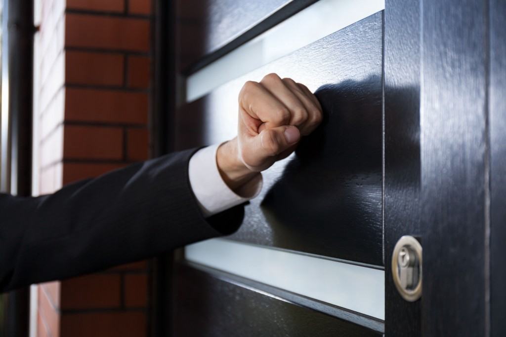After graduating from law school I worked as a door-to-door salesperson. I sold ADT alarm systems all over Northern California Dallas TX and Atlanta GA. & The Hardest Objection To Overcome (And How To Overcome It)