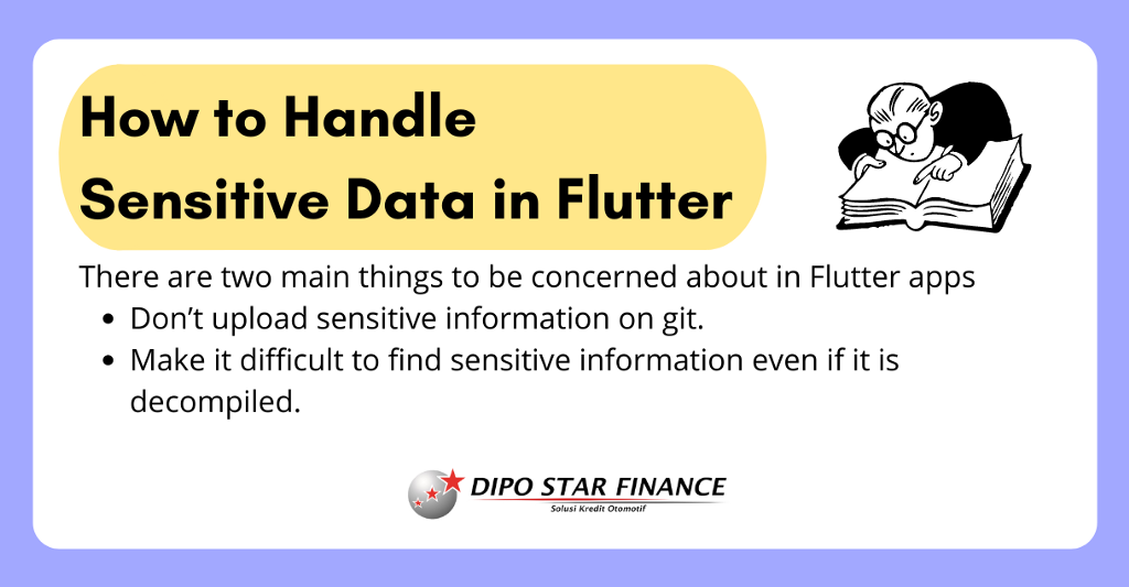 How to Handle Sensitive Data in Flutter