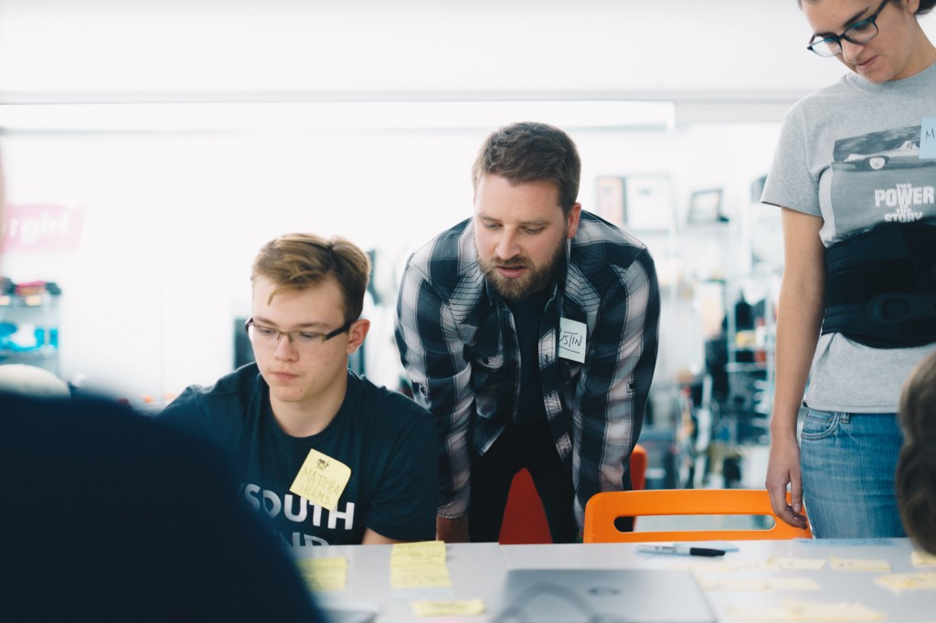 How South Bend Code School Teens Are Building Companies That Matter with the Help of INVANTI, a…