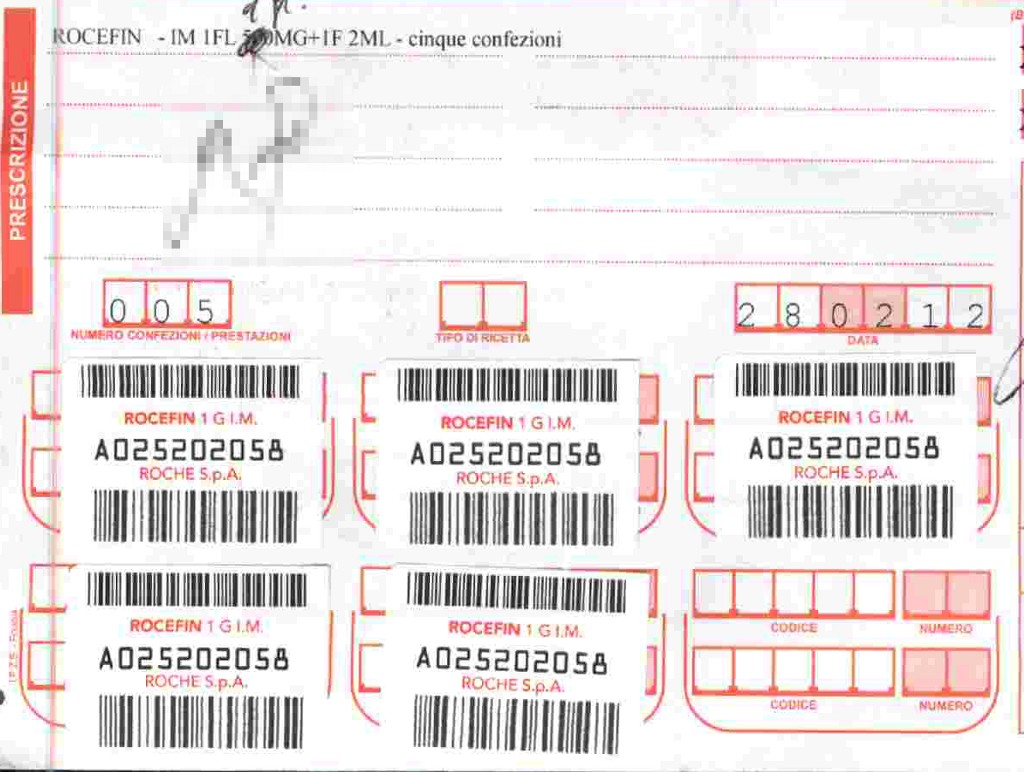 Barcode image segmentation - By Luca Piccinelli