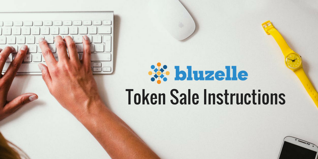 Bluzelle token sale instructions the blueprint by bluzelle malvernweather Gallery