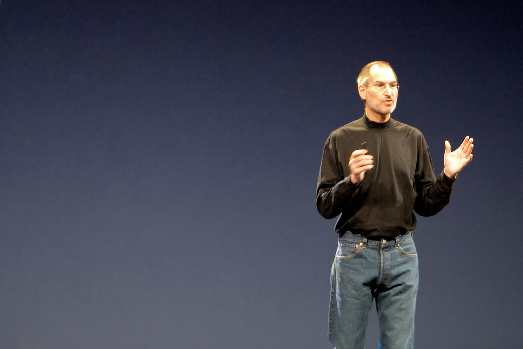 critical thinking about steve jobs The critical few energy finance global perspective healthcare innovation inside the mind of the ceo  steve jobs was certainly a willful and driven leader,.