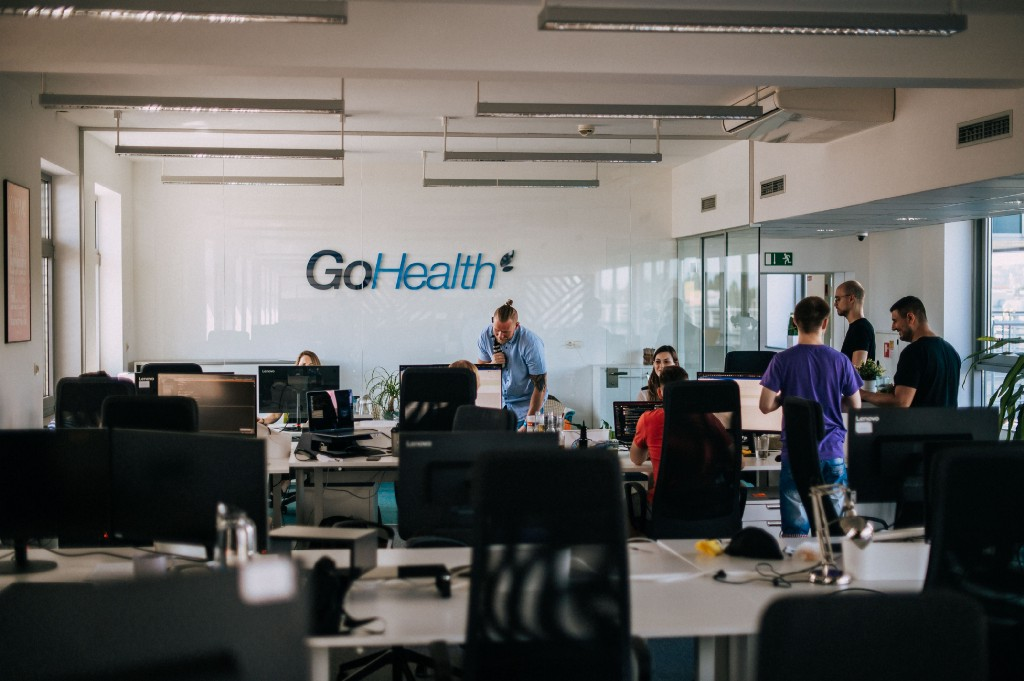 Become Your Best with GoHealth!