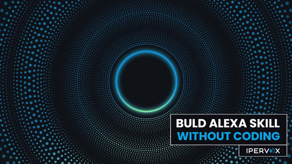 Building Alexa Skills without coding