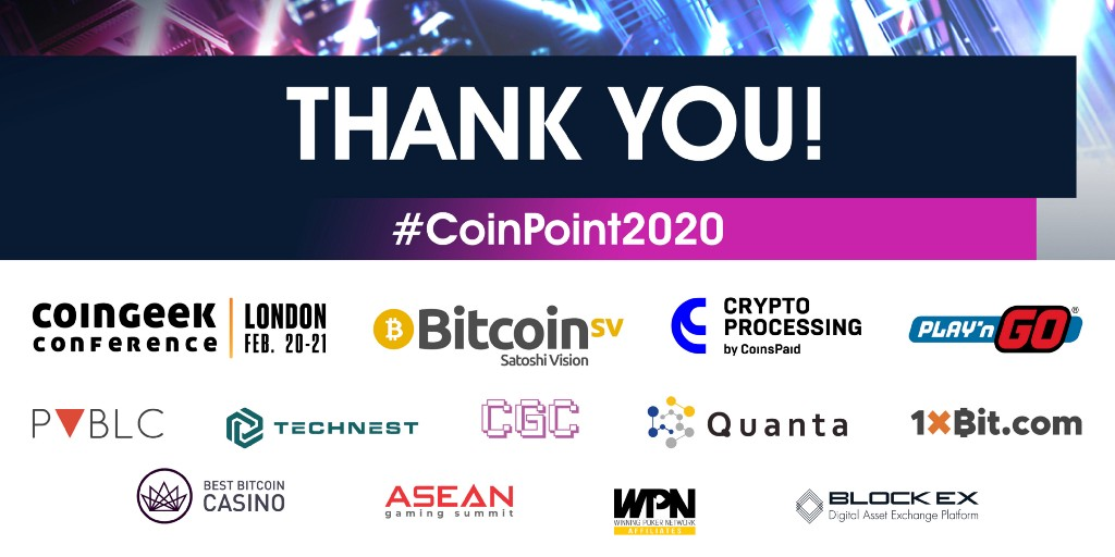 ICE London 2020 in a glimpse: CoinPoint Group's 10 Year Anniversary, successful media partnership…