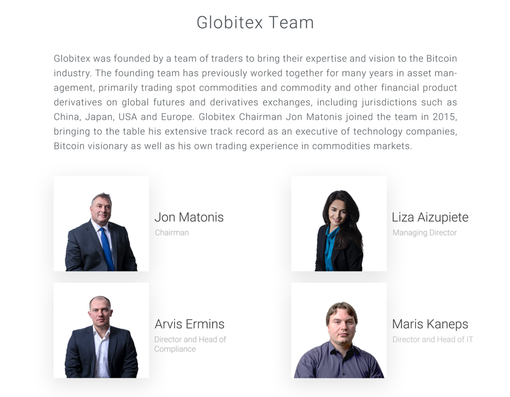 The Cryptocurrency News Group Globitex — Connecting Digital Trading to Global Trade