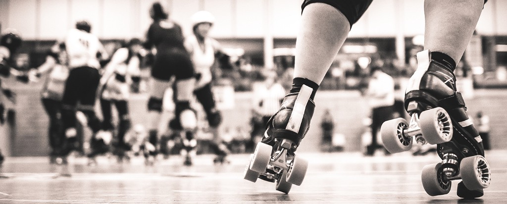 What I Talk About When I Talk About Roller Derby