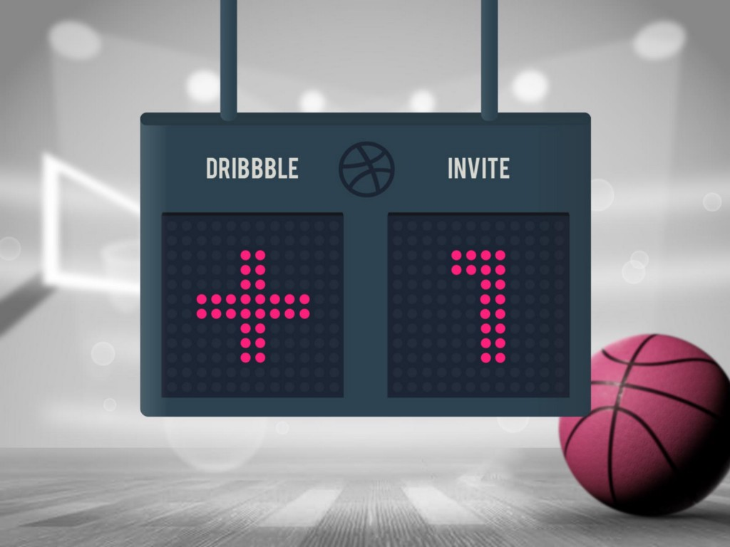 Why a designer needs to be on Dribbble