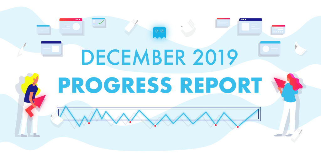 Progress Report December 2019
