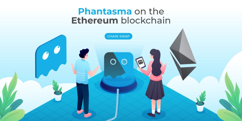 Phantasma Chain Swaps With Ethereum