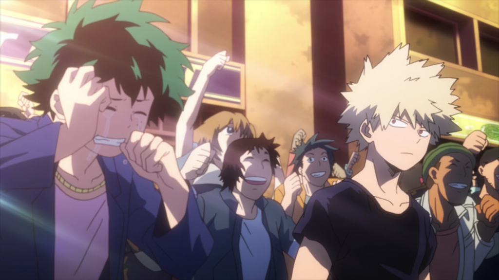 """One For All"""" Is Unquestionably My Hero Academia's Best"""