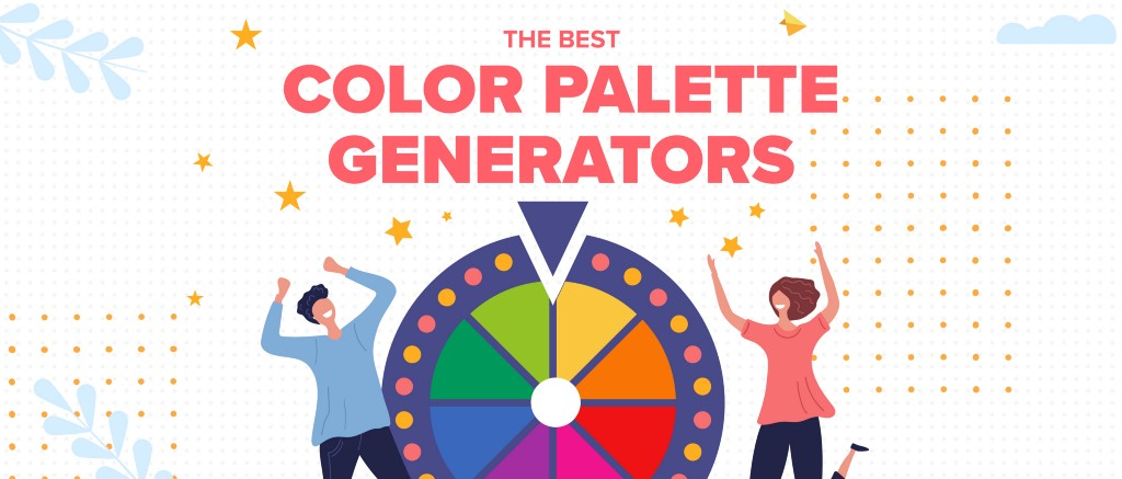 The best color palette generators in 2021