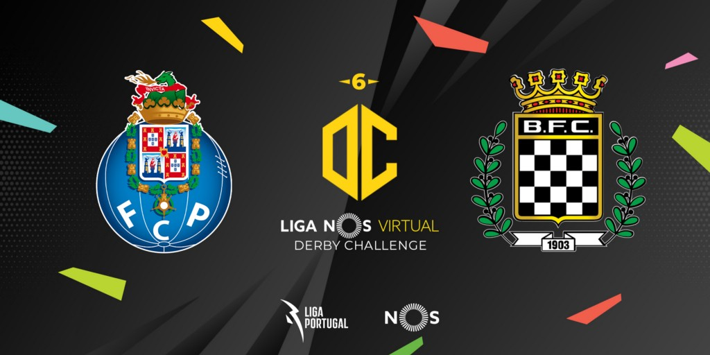 The Oporto Derby is the Liga NOS Virtual's 6th Derby Challenge!