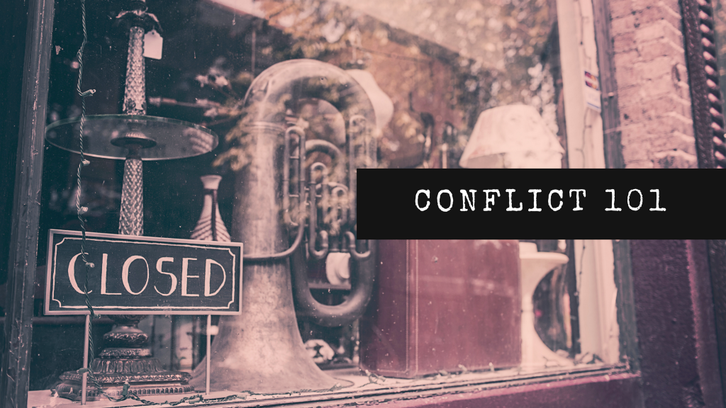 Create A Best-Selling Novel With Conflict