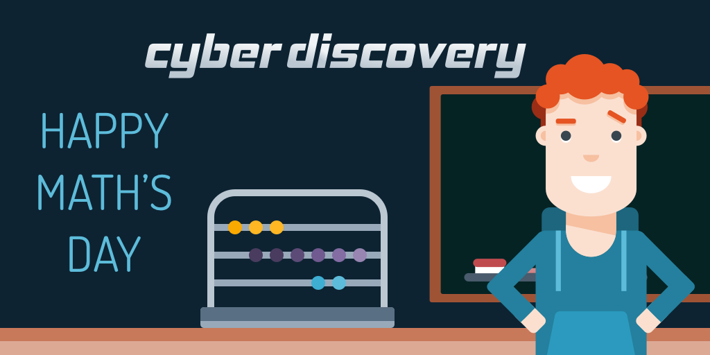 World Maths Day Challenge Cyber Discovery Medium