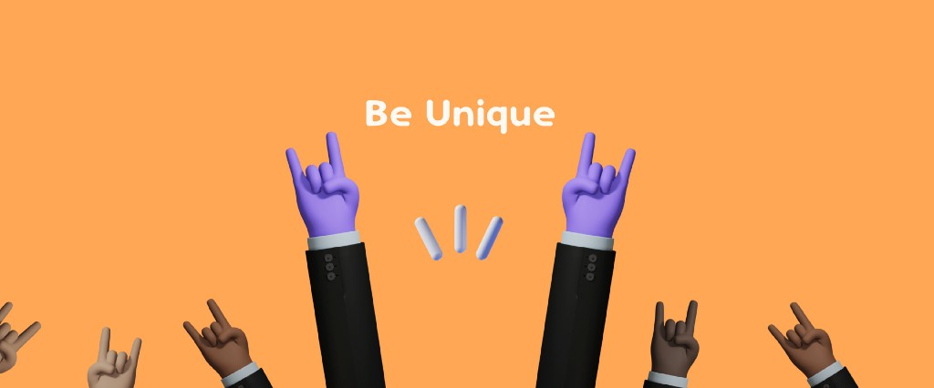 Be unique in the crowd with custom design-led content marketing