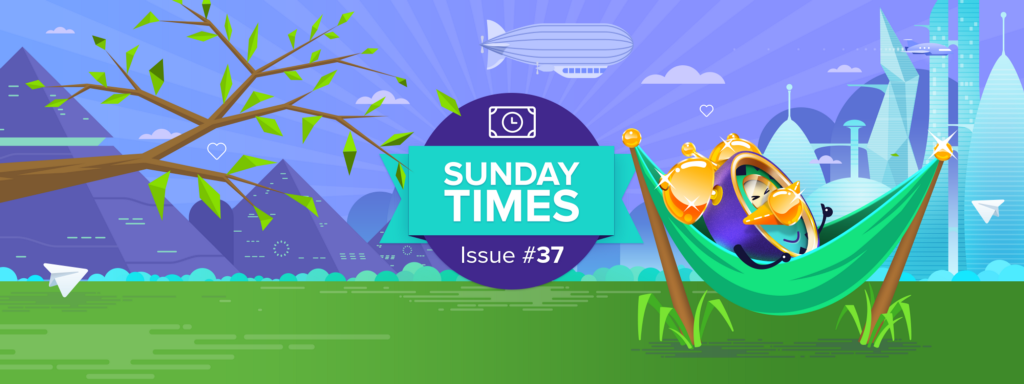 Sunday TIMEs Issue #37