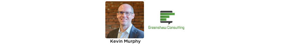 Kevin Murphy, Greenshaw Consulting