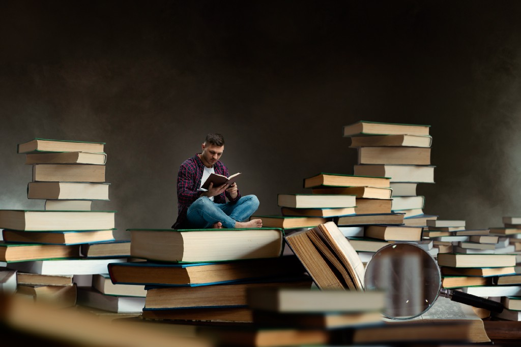Ten Books That Brought Me Meaning and Joy This Year