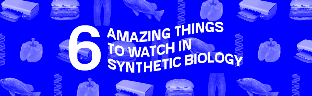 6 Amazing Things to Watch in Synthetic Biology