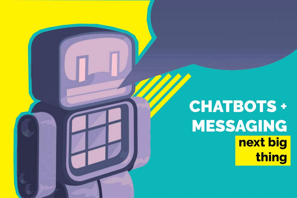 chatbots and messaging app