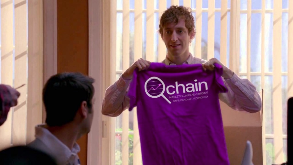 The Cryptocurrency News Group Qchain's Shirt Design Contest!