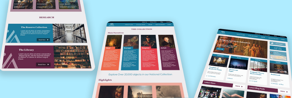 Case Study: New Website for The National Community Art Museum of Malta