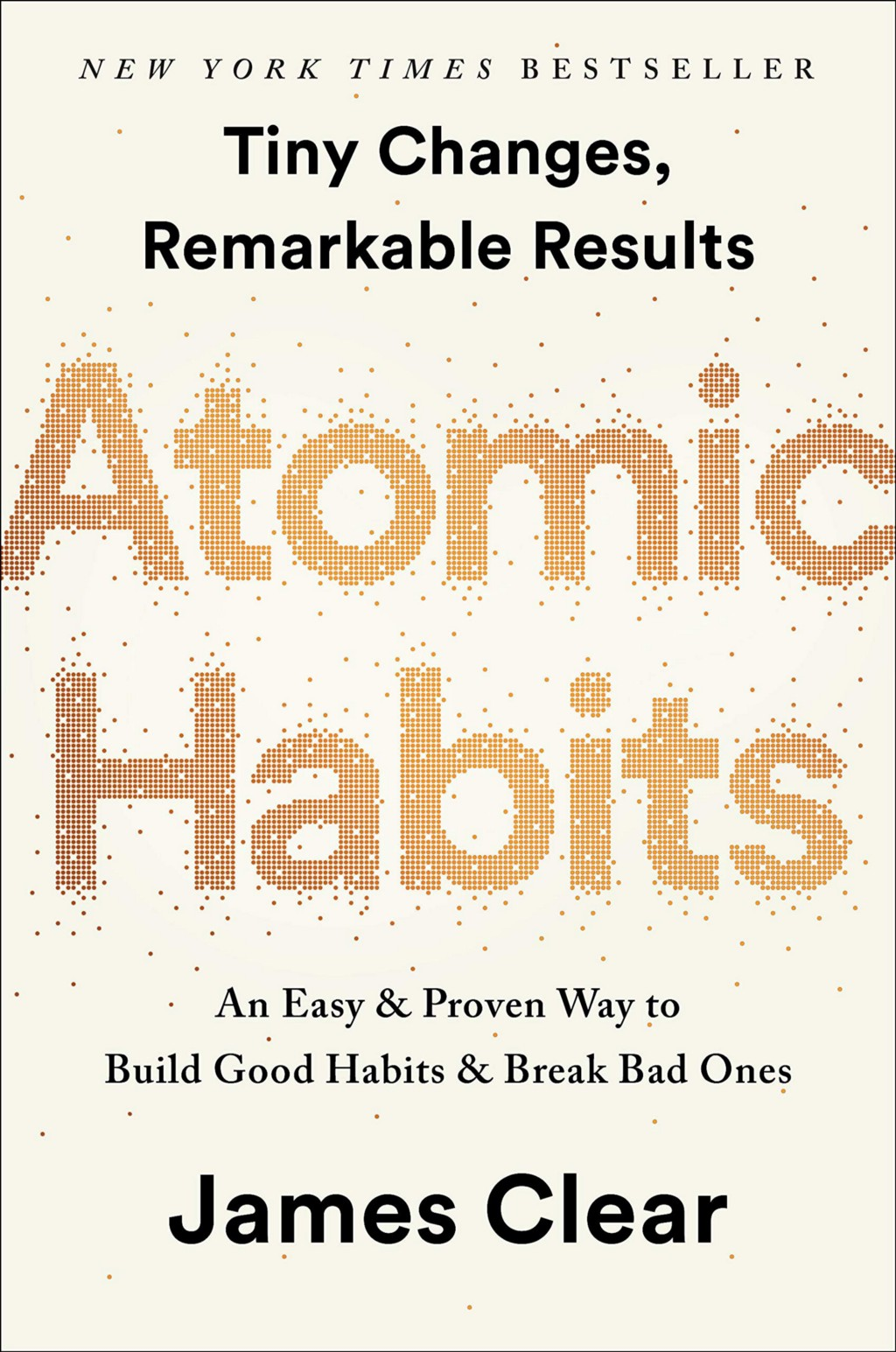 How Good Habits lead to Astonishing Results—Atomic Habits by James Clear