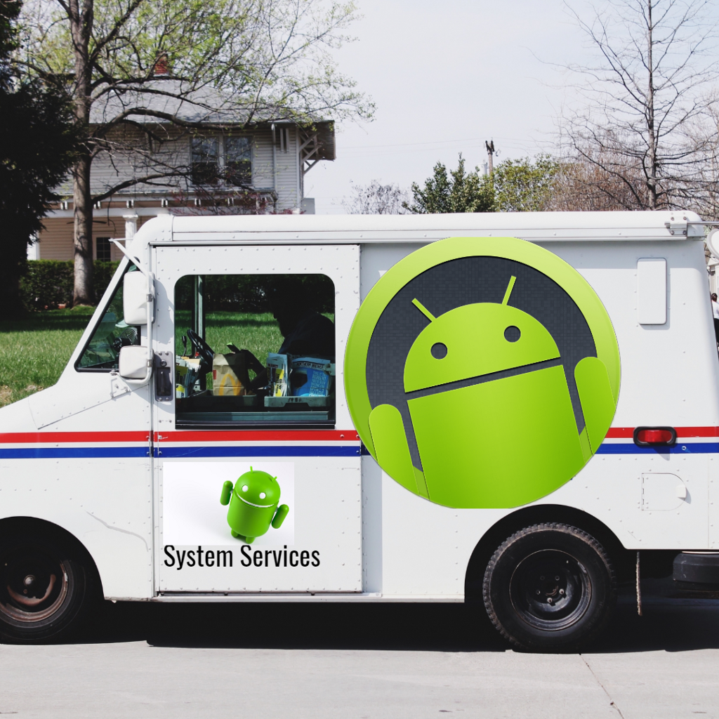 System Service In AOSP
