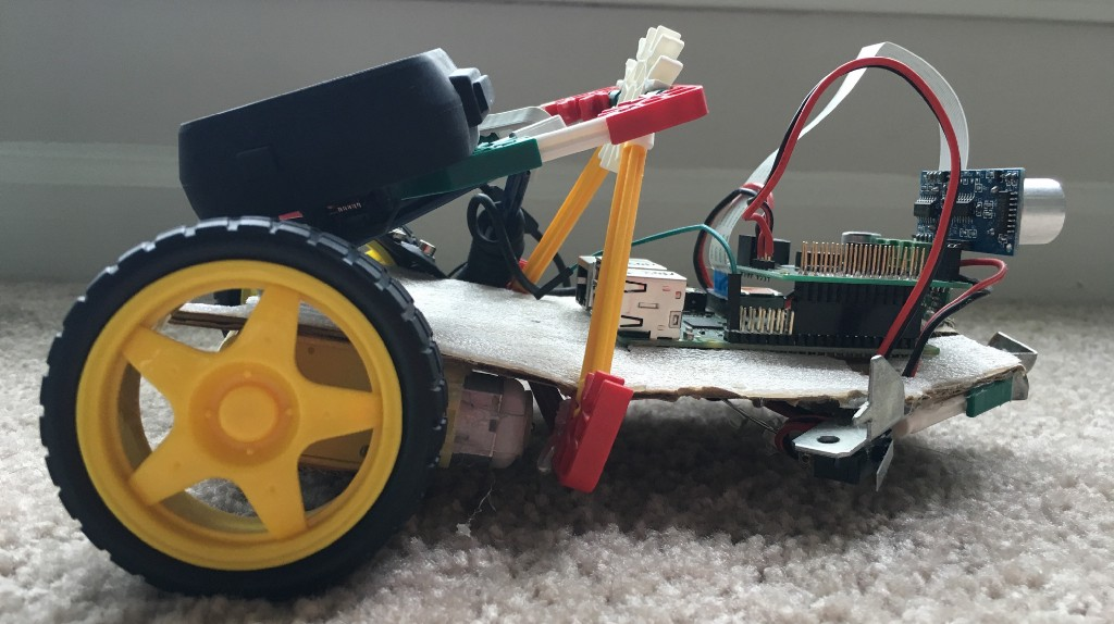 Rolling Again: Refurbishing my 2014 Raspberry Pi Robot