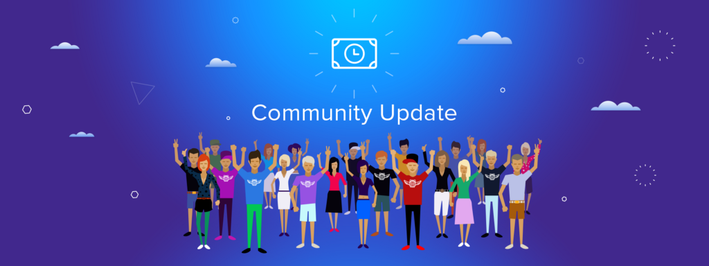 ChronoBank Community Update: September 2018