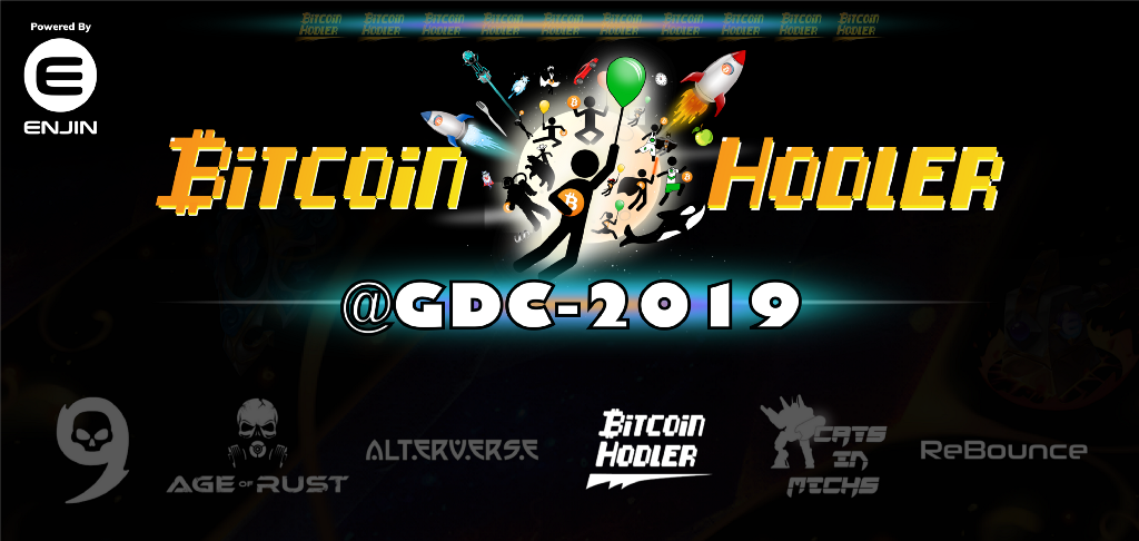 HODL in California—Meet us at GDC, play Bitcoin Hodler and enter the  Multiverse of Blockchain…