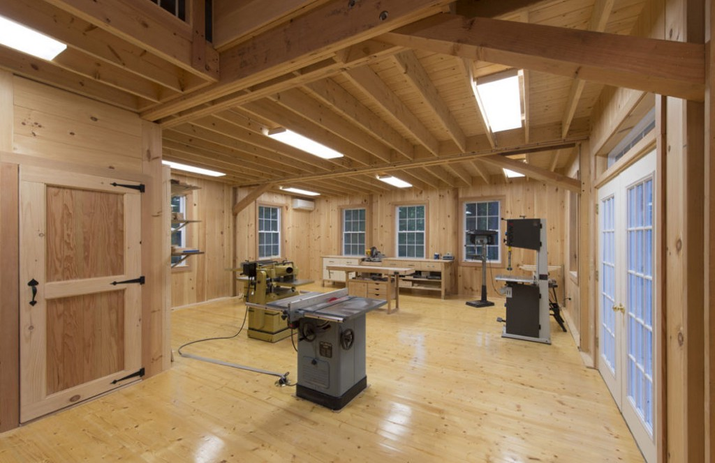 Barn Woodworking Plans