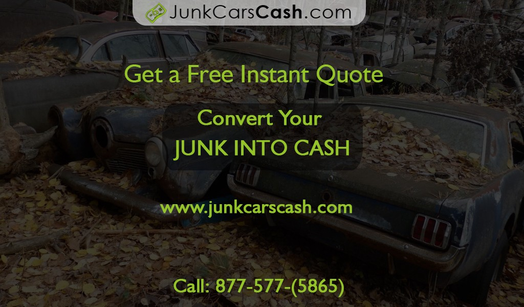 What you will get from junk car buyers and what to keep in mind?