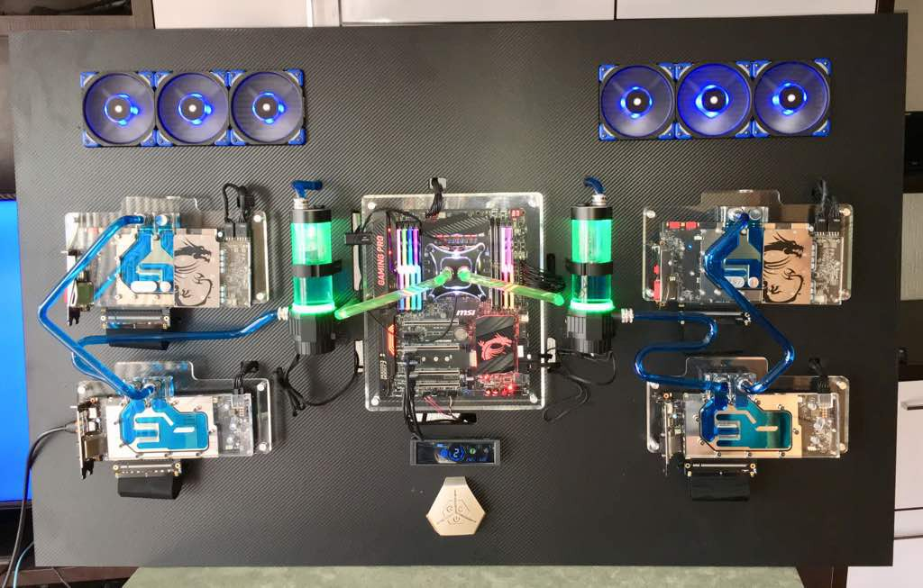 how to create a crypto miner from other world a pc wall mounted
