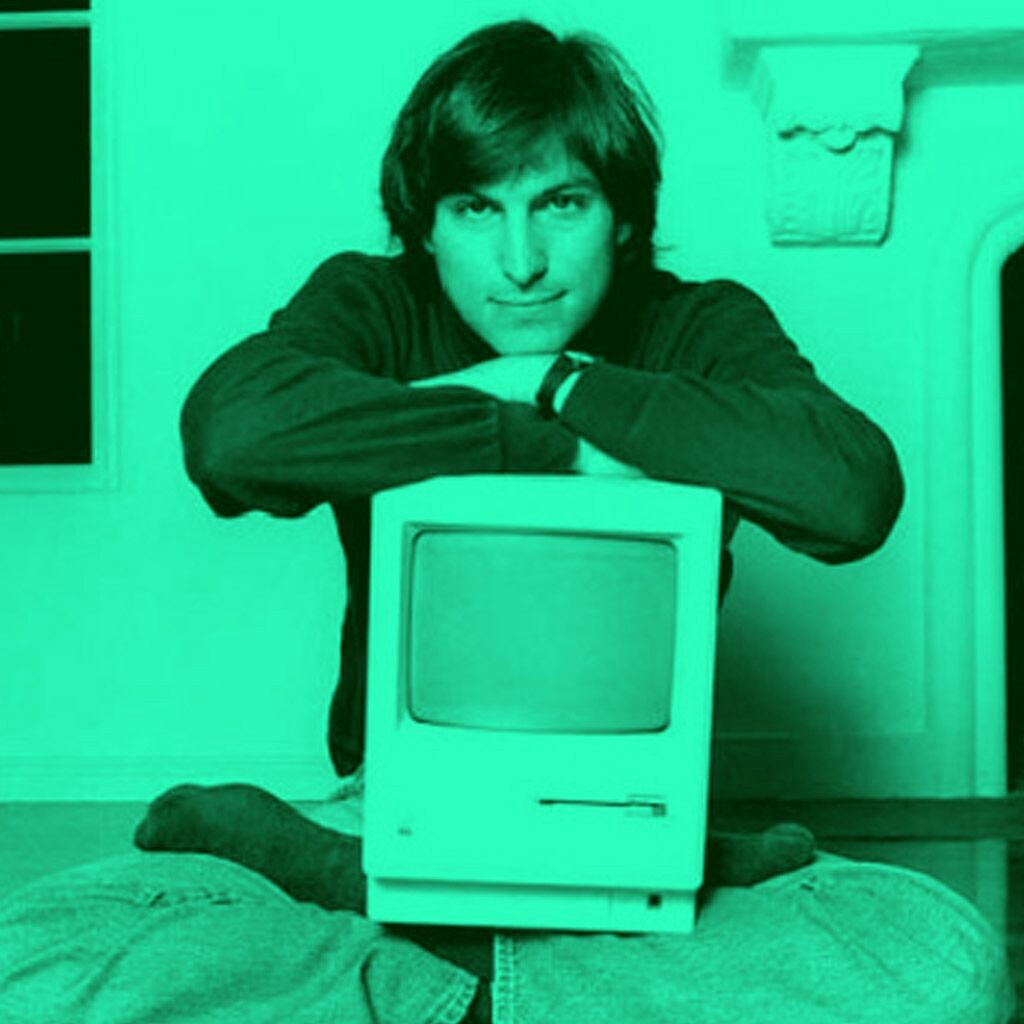 The Answer to This Question Led Steve Jobs to Create Apple.