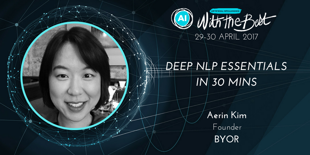 Aerin Kim Data Scientist and Founder of