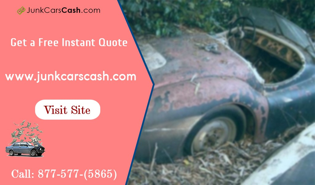 Special facilities of Cash For Junk Cars invite your attention ...
