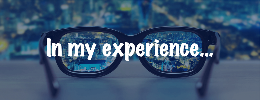 In my experience…inclusion enhances performance