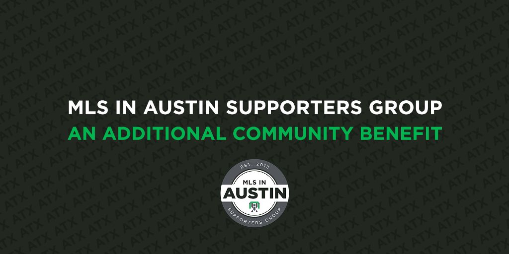 MLS in Austin: An Additional Community Benefit