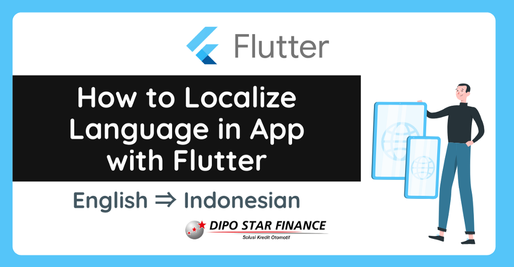How to Internationalize App in Flutter