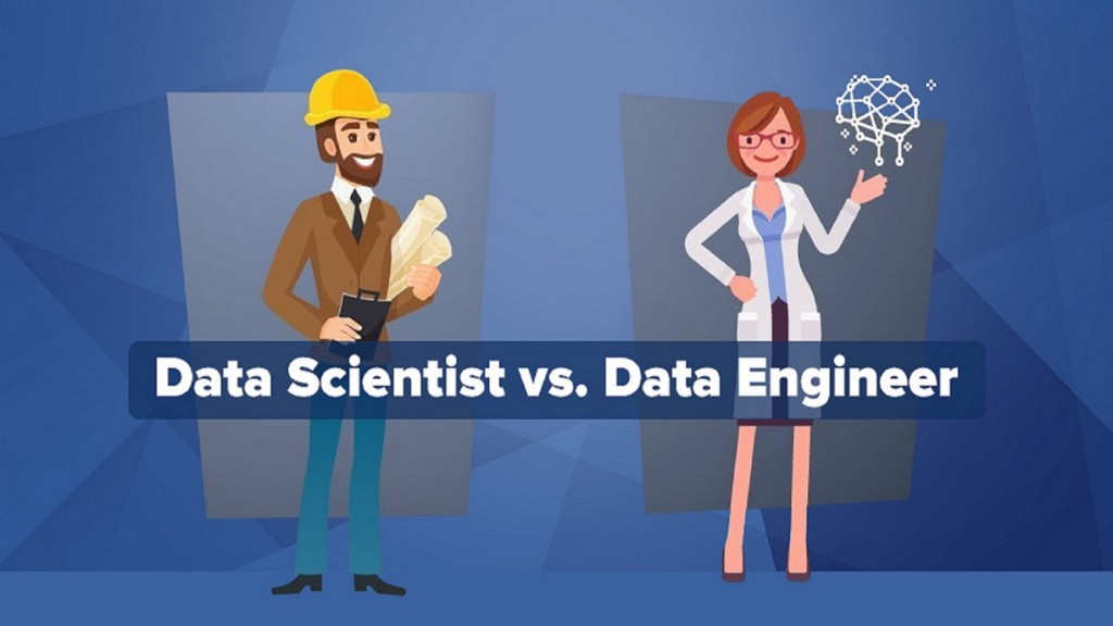 Know the Difference Between a Data Scientist and a Data Engineer